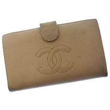 Auth CHANEL Long Purse Coco Marco Women''s used Y2438