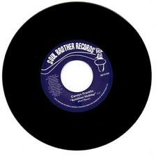 CAROLYN FRANKLIN Sunshine Holiday / Deal With It NEW MODERN SOUL 45 SOUL BROTHER
