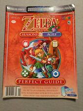 The Legend Of Zelda Oracle Of Seasons And Ages Perfect Guide