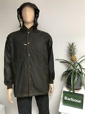 Barbour x Engineered Garments GROUND Wax Waxed Jacket Olive Green Medium M £379