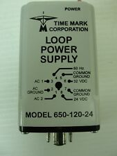 New Time Mark Loop Power Supply, 650-120-24, 98A00563-01