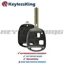 Fits 2007-2009 Lexus RX350 Remote Key Fob Shell Case Cover HYQ1512V HYQ12BBT