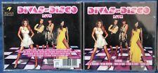 DIVAS OF DISCO LIVE - ARTISTI VARI - 1 CD  n.6517