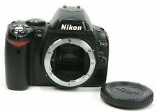 Nikon D D40 6.1 MP Digital SLR Camera- Black (Body Only)