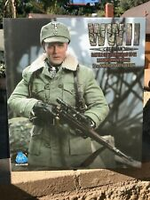 DID WWII Sniper Major Erwin Konig 10th Anniversary Box Fig 1/6 Action Figure Toy