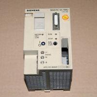 Siemens Simatic S5 CPU Processor PLC Progr controller module 100U 6ES5 102-8MA01