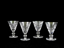 Waterford Crystal Tramore Cordial Liqueur Glasses