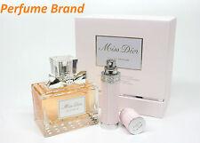Miss Dior Christian Dior 3.4oz EDP Spray + 0.25oz EDP Spray Gift Set For Women