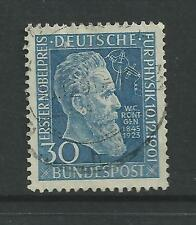 WEST GERMANY # 686 Used NOBEL PRIZE FOR PHYSICS (1512)