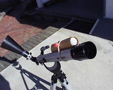 -solar finder for*aligning ANY telescope to point to the Sun