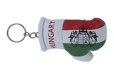 Porte clés Drapeau HONGRIE IMPERIAL Mini gant de boxe clé clefs voiture moto