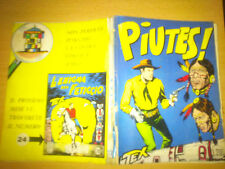 TEX GIGANTE N.23 - Piutes!