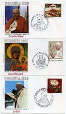 Vaticano 1983 Viaggio di Giovanni Paolo II in Polonia (m1572)