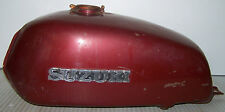 1973 1974 1975 1976 1977 SUZUKI GT250 FUEL TANK, (PAINTED) (*280*)