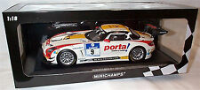 Mercedes Benz SLS AMG GT3 Black Falcon winners Nurburgring 2013 1-18 New in Box