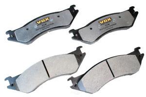 Disc Brake Pad Set-Semi-metallic Pads Front Tru Star PPM758