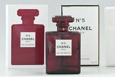 CHANEL Nº 5 Eau de Parfum Chanel Nr. 5 Limited Edition Rote Flasche 100 ml 3.4oz