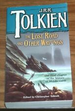 J.R.R.TOLKIEN/Christopher The Lost Road And Other Writings PB Lord Of The Rings