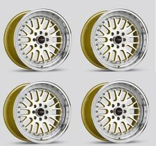 Drag Dr-58 16x8.25 4x114 +25 wheels for Nissan 240sx 200sx S13 S14 Sentra Ser
