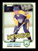 1981 O-Pee-Chee #148 Larry Murphy RC EX+ X1686199