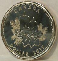 2019 CANADA UNC SPECIMEN ONE DOLLAR Coin