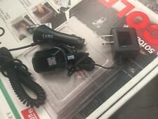 Bluetooth Headset Motorola Spn5435A Charging Base & Charger With Car Adapter