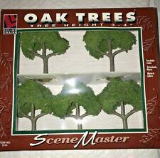 """Life-Like Trains Scene Master 1912 Elm Trees 3""""-4"""""""