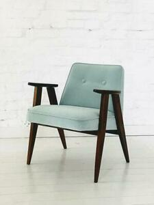 Vintage Midcentury 366 Armchair by Jozef Chierowski, Poland, 1963