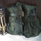Roy Boehm First Seal US Navy Vietnam Era Flak Vest Body Armor Vest W/Signature