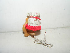 Nostalgie Wand-Lampe-Gute Stube-Puppenhaus-Puppenstube-ca 1:12