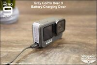 GoPro Hero 9 Black Battery Charging Door for FPV and Timelapse
