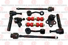For Chevrolet Classic 04 2.2 L4 Suspension & Steering Kit Ball Joints Tie Rods