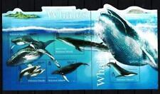 Iles Salomon 2012 baleines feuillet n° 1331 à 1334 neuf ** 1er choix