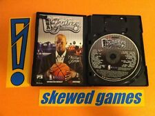 NBA Ballers Phenom - PS2 PlayStation 2 Sony COMPLETE