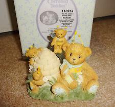 Cherished Teddies Belinda 2003 International Ltd Ed Girl Beehive #116934
