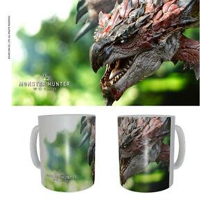 Monster Hunter World / Iceborne Tasse Mug - ORIGINAL Sakami Produkt*  5 Designs