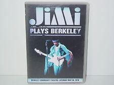 "*****DVD-JIMI HENDRIX""JIMI PLAYS BERKELEY""-2003 Experience Hendrix*****"