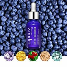 Blueberry Hyaluronic Acid Liquid Face Moisture Anti Wrinkle Oil Control Essence