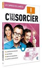 """DVD """"C est Pas Sorcier ;les caprices de la meteo"""""""