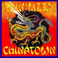 Thin Lizzy-Chinatown Vinyl LP Cover 70's Sticker or Magnet