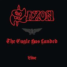 SAXON - THE EAGLE HAS LANDED (LIVE) (1999 REMASTER)   CD NEUF