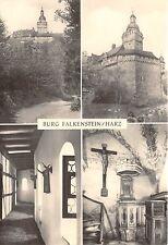 B40544 Staatl Museum Burg Falkenstein  germany