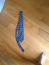 Mr Men neck tie navy Mr Happy