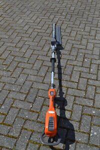Husqvarna 520iHE3 36v Cordless Pole Hedge Trimmer Unit Only