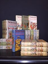 THE BOY ALLIES SERIES (1915-19) by R. Drake & C. Hayes, 22 Book Complete Series