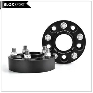 Pair of 40mm 5x120 Forged 6061T6 Wheel Spacers CB72.5 for Land Rover Defender