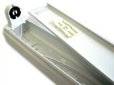 Portalampada Plafoniera Singolo Tubo Neon T8 A Led Da 60cm