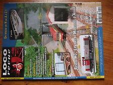 $$8 Loco-Revue N°732 Gare de Monistrol d'Allier  BB 1512 Veolia  2D2 9135