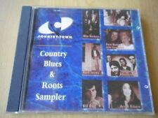 Country blues & roots samplerCD1995 folk Mojo Monkeys Mark Insley Aynee Osborn