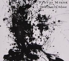 STATUS MINOR - THREE FACES OF ANTOINE   CD NEW+